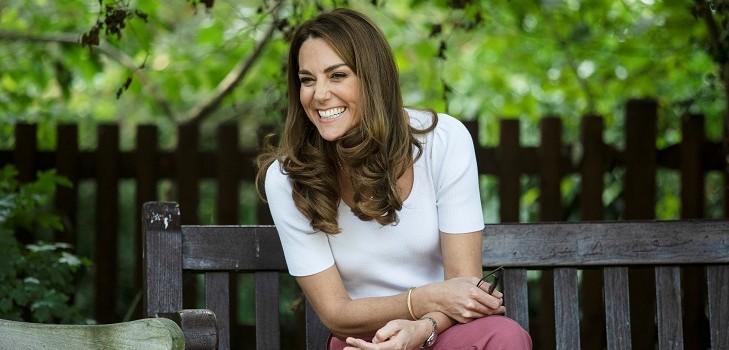 Kate Middleton collar de sus hijos