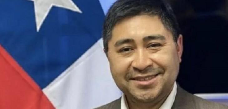 Confirman que gobernador provincial de Concepción, Julio Anativia, dio positivo a COVID-19