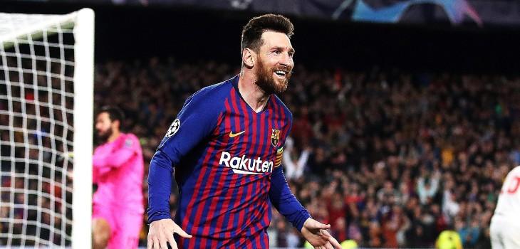 Messi anunció que seguirá jurando en el Barcelona: