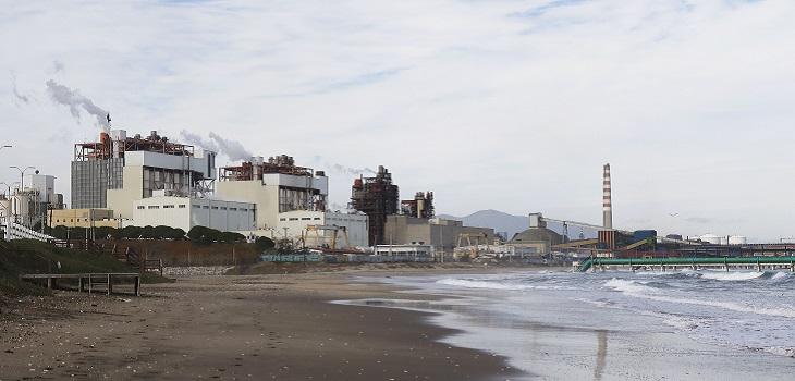 Cordon industrial de Quintero, Puchuncavi y Ventanas.