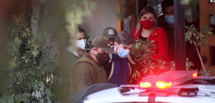 'Nano' Calderón sabrá este lunes si se mantendrá en prisión preventiva