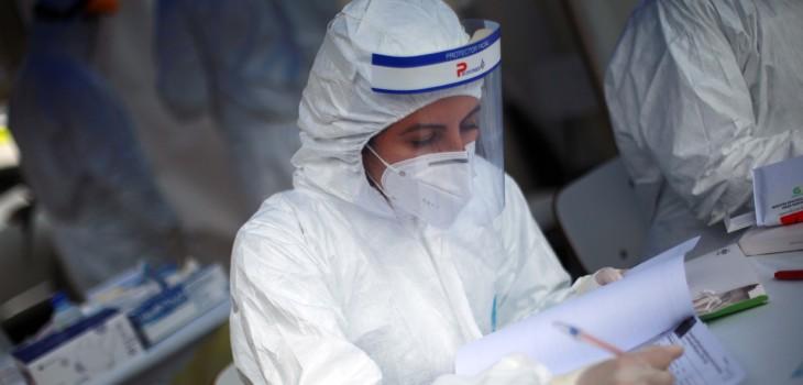 Minsal reporta 1.961 nuevos casos positivos de COVID-19 y 57 fallecidos