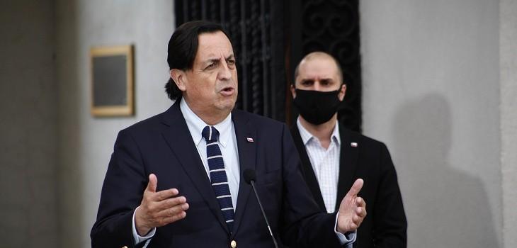 Víctor Pérez y paro de camioneros