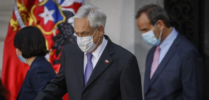 Piñera anuncia acuerdos con laboratorios por 32,4 millones de dosis de vacuna