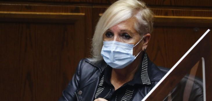 Senado rechaza acusación constitucional contra la jueza Silvana Donoso