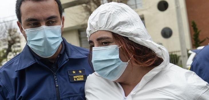 Fiscalía de Valparaíso informa detención de madre de Ámbar Cornejo