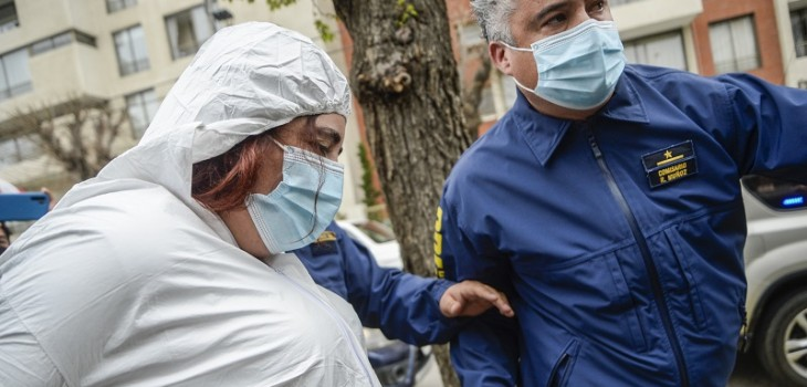 Defensa de madre de Ámbar Cornejo solicita medidas especiales ante intento de suicidio de imputada