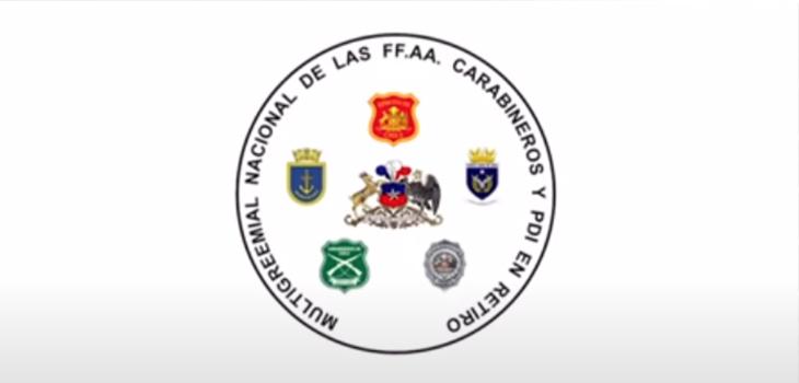 FFAA y de Orden aclaran que logo en franja electoral es de uniformados en retiro