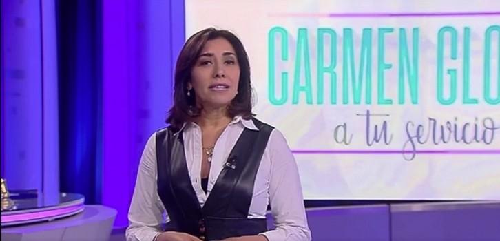 Carmen Gloria Arroyo nuevo horario