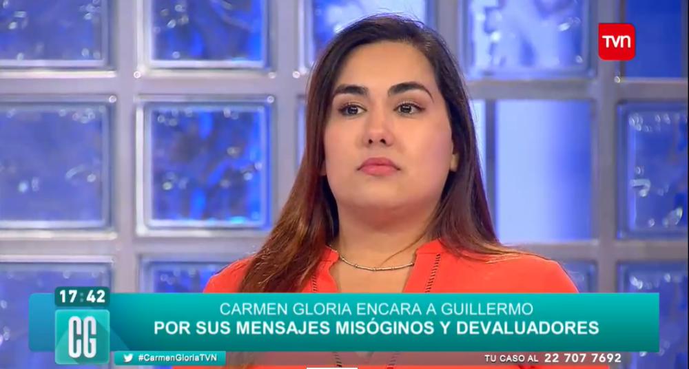Carmen Gloria a tu servicio   TVN