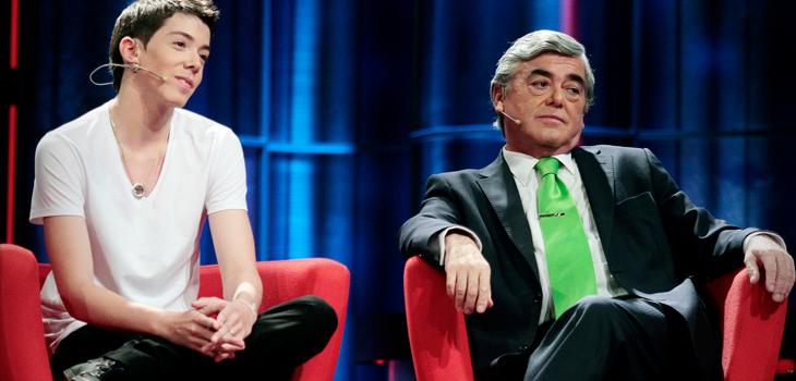 Hernán Calderón subió foto junto a su hijo en medio de polémica judicial