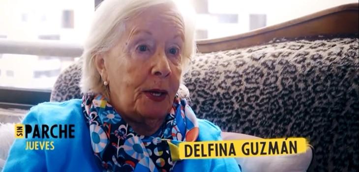 Delfina Guzmán estará en Sin Parche