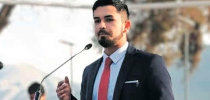Cristóbal Zúñiga fue elegido alcalde