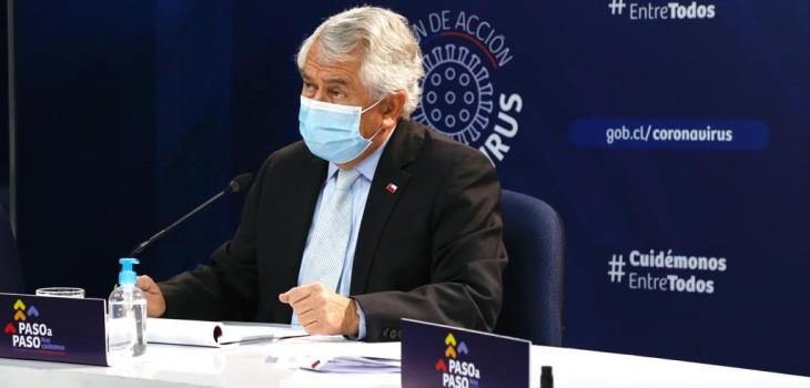 Nuevo reporte diario confirmó que Chile superó los 430 mil contagios por coronavirus
