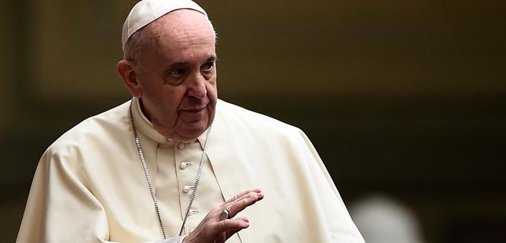 acusan al papa Francisco de instar a guardar silencio frente a abuso sexual