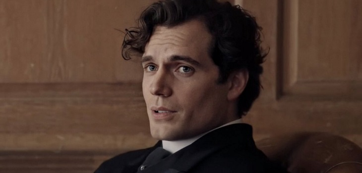Henry Cavill como Sherlock Holmes | Enola Holmes| Netflix