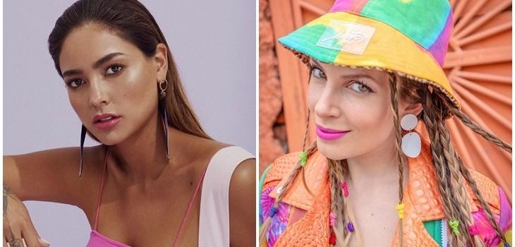 Camila Recabarren (d) Instagram | Eugenia Lemos (i) Instagram