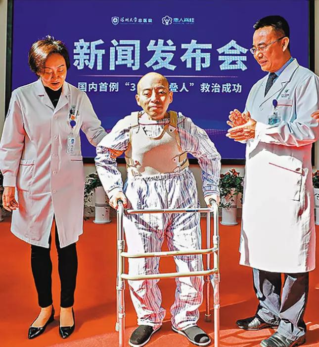 Li Hua tras operación | Asia Wire