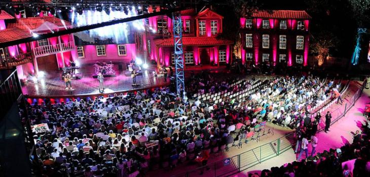 El plan del Festival del Huaso de Olmué 2021 para que se emita sí o sí