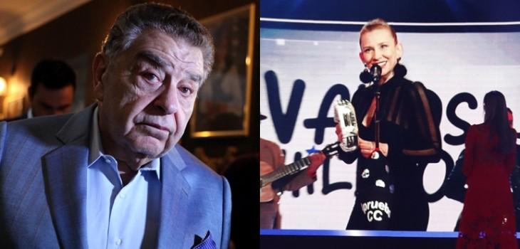 Don Francisco y actos políticos en Vamos Chilenos: