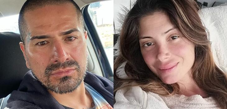Kike Acuña demandó a Roxana Muñoz por