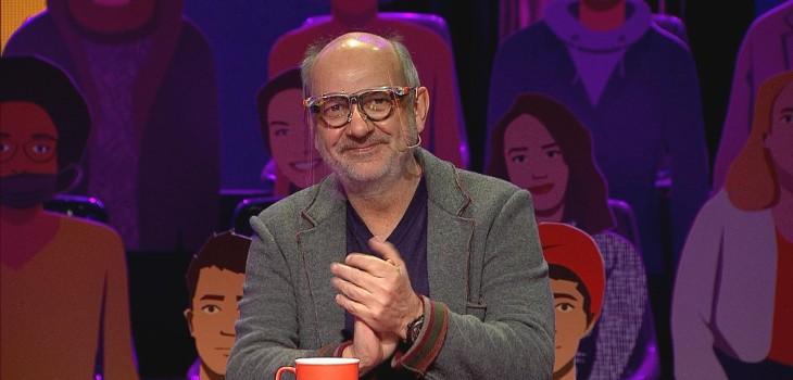 Luis Gnecco se enfrentará a Sichel en Pasapalabra en acción