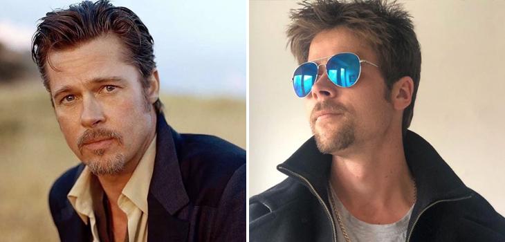 Doble de Brad Pitt cobra cerca de un millón por evento