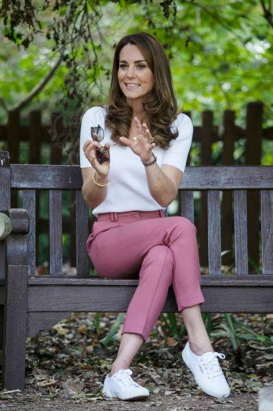 Superga en Kate Middleton