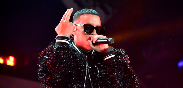 Daddy Yankee firmó contrato