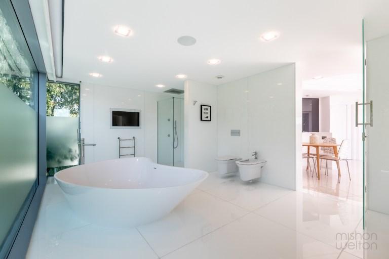Uno de los baños | Grand Designs