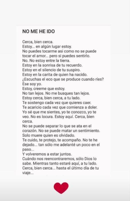 Andrea Sanhueza | Instagram