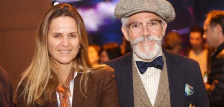 Federico Sánchez y Ximena Torres