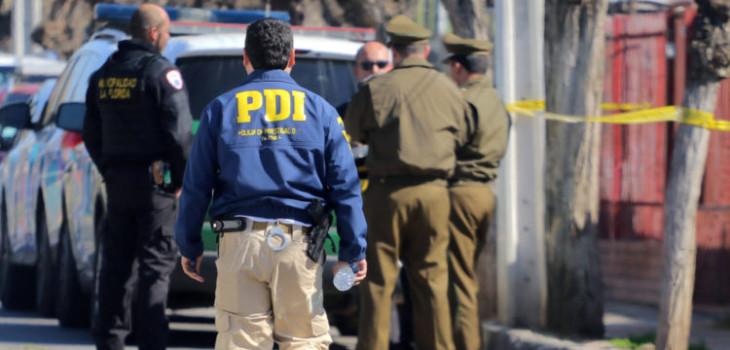 Mujer fue hallada muerta en La Pintana: se trataría de un femicidio