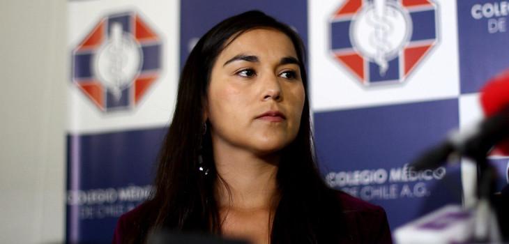 Izkia Siches y posible candidatura presidencial: