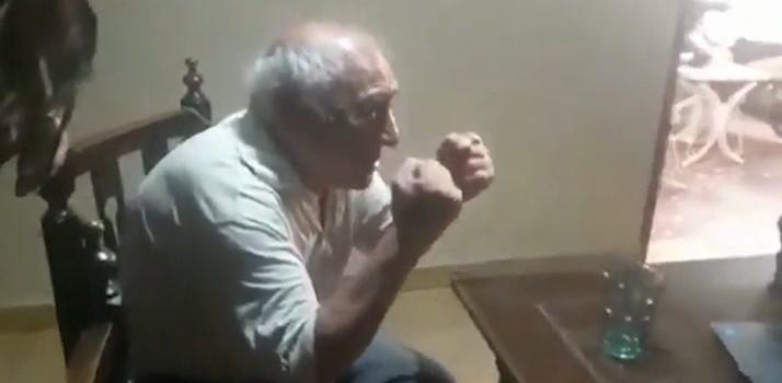 reacción de abuelo al enterarse que nieto se convirtió en abogado es viral