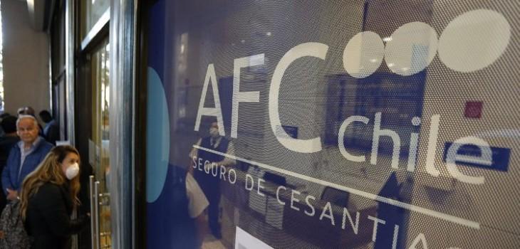 AFC agrega agendamiento web para trámite de acceso flexible al Seguro de Cesantía