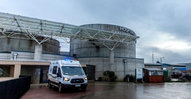 Mujer pasó 18 días con un apósito adentro de su cuerpo tras cesárea en el Hospital de Osorno