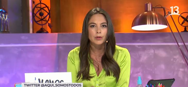 Ángeles Araya y su reflexión ante nuevo caso de violencia contra la mujer: