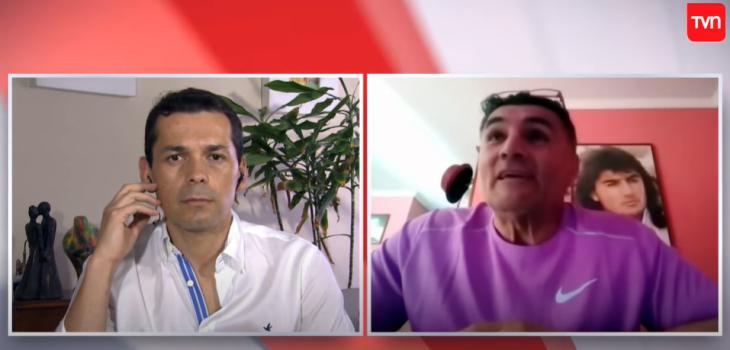 """Fernando Astengo sobre el """"bengalazo"""" de 'Cóndor' Rojas"""