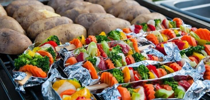 ¿Eres vegetariano o vegano? Nutricionista entregó sabrosas alternativas para celebrar este '18'