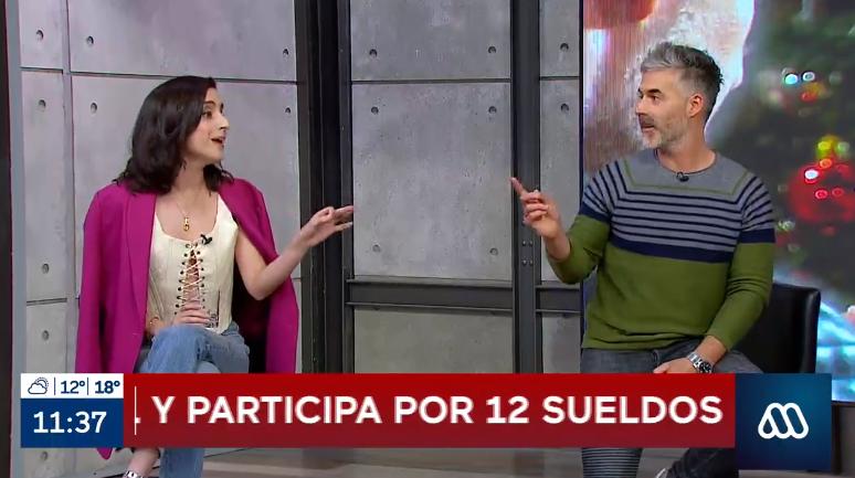 Camila Hirane y Carlos Díaz adelantaron lo que se vendrá para sus personajes en 'Verdades Ocultas'