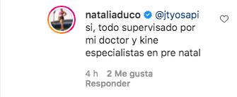 Natalia Duco | Instagram