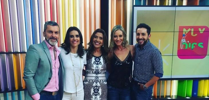 Caro Arregui recordó su paso por matinal de TVN