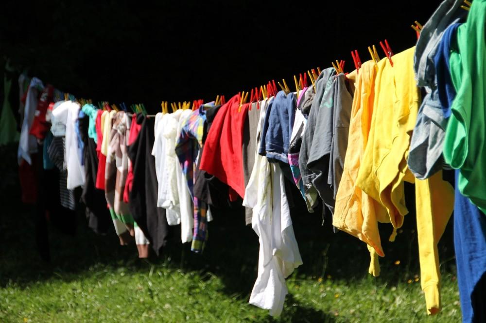 ropa, colores