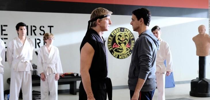 Cobra Kai, la secuela de Karate Kid que la rompe en Netlfix