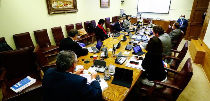 Comisión del Senado recomienda aprobar ajuste del 0% al sueldo mínimo y deriva discusión a la Cámara