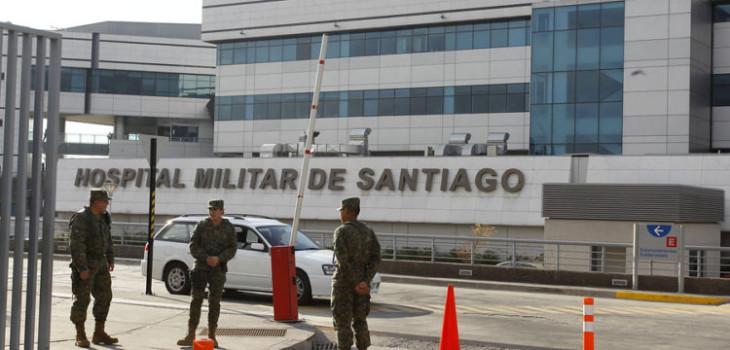 Condenado por violación a los DDHH muere en el Hospital Militar: había sufrido COVID-19