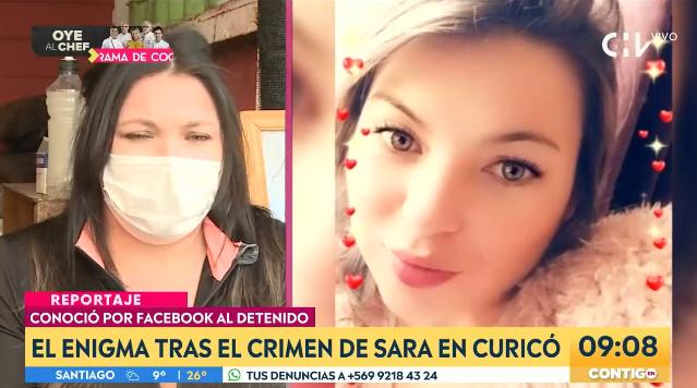 El doloroso testimonio de familia de Sara Muñoz: se enteraron de su asesinato por la radio