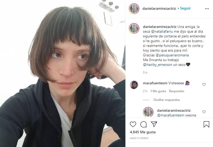 Daniela Ramírez | Instagram