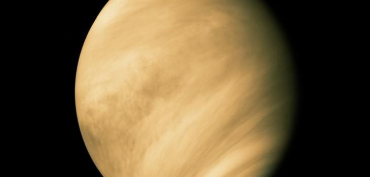 Astrónomos descubren indicios de vida en las nubes de Venus